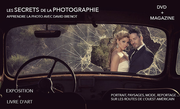 Project visual Master Classe - Les secrets de la photographie
