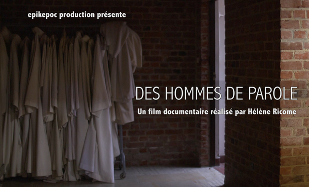 Visueel van project Film : Des hommes de parole