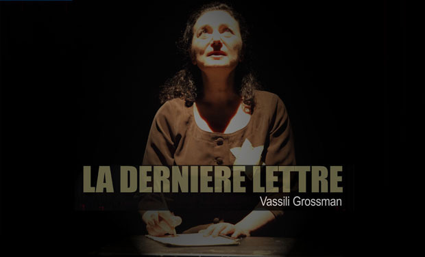 Project visual LA DERNIERE LETTRE - Vassili Grossman
