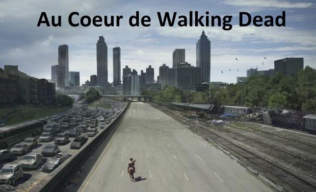 Visuel du projet Au Coeur de Walking Dead