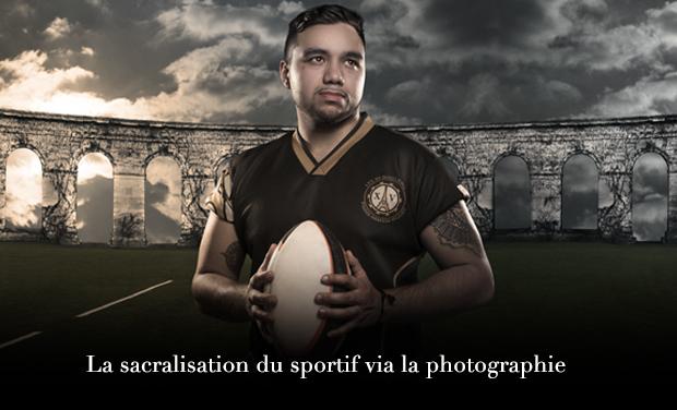Visuel du projet La sacralisation du sportif via la photographie