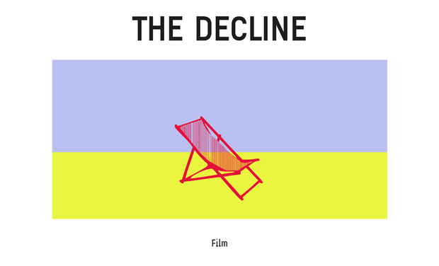 Project visual THE DECLINE