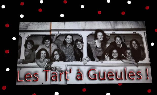 Project visual Les tart'à gueules, chorale féminine engagée