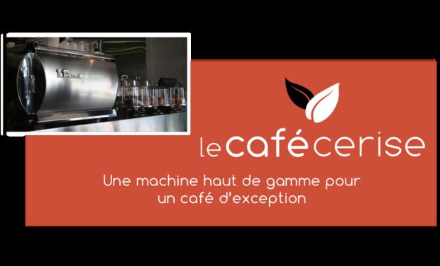 Visuel du projet Quelle machine à café pour le Café Cerise ?