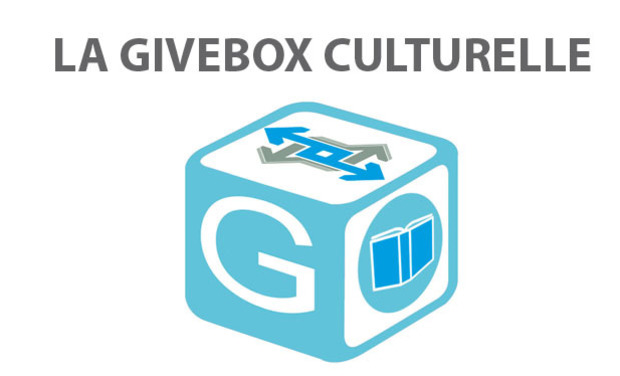 Visueel van project GIVEBOX CULTURELLE