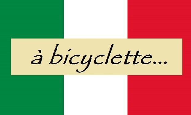 Project visual A Bicyclette...