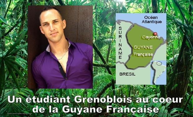 Project visual Mission humanitaire au cœur de la Guyane Française