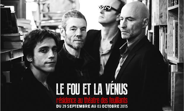 Visuel du projet Le Fou et la Vénus en résidence