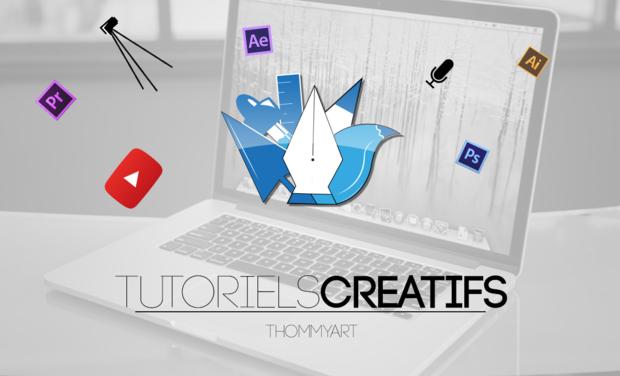 Visuel du projet ThommyArt Creative Tutoriels