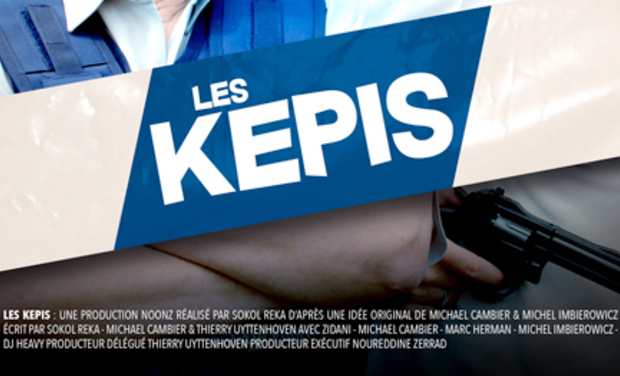 Visueel van project Les Képis