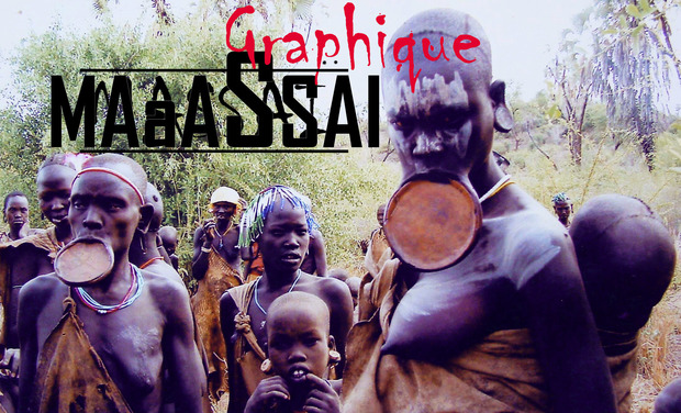 Project visual Graphique MAaassai