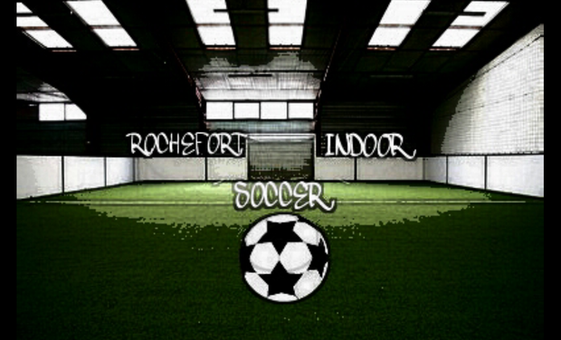 Visueel van project Rochefort Soccer Indoor
