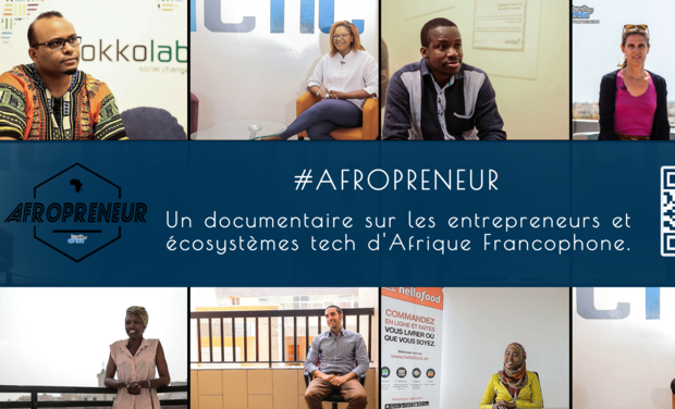 Project visual AFROPRENEUR