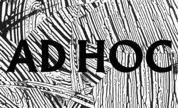 Visuel du projet AD HOC
