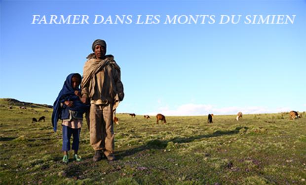Visueel van project Farmer dans les monts du Simien