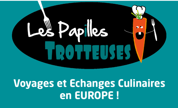 Project visual Les Papilles Trotteuses en EUROPE !