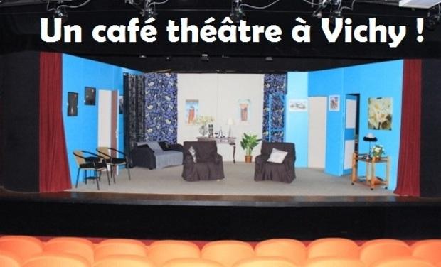 Visueel van project Aidez à créer un café théâtre à Vichy
