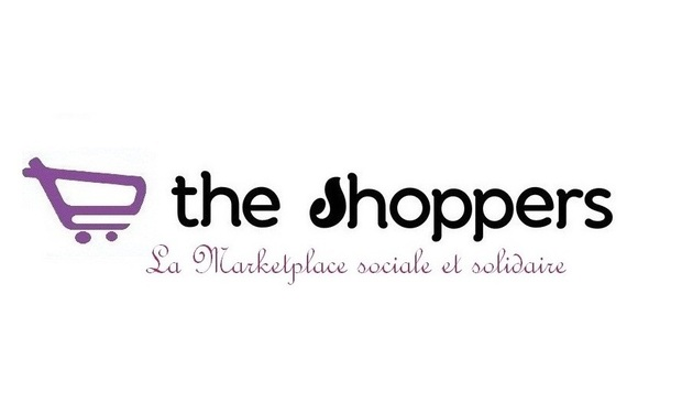 Project visual The Shoppers, la Marketplace sociale et solidaire