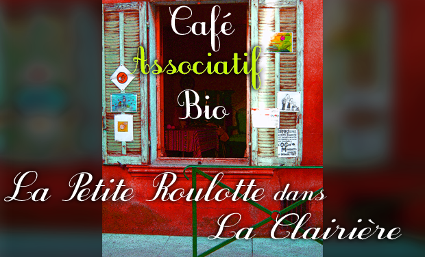 Project visual La Petite Roulotte dans la Clairière