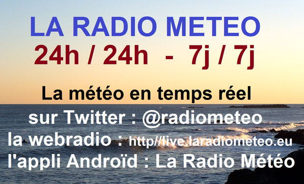 Project visual Association La Radio Météo