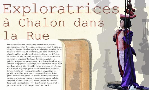 Visuel du projet Exploratrices à Chalon