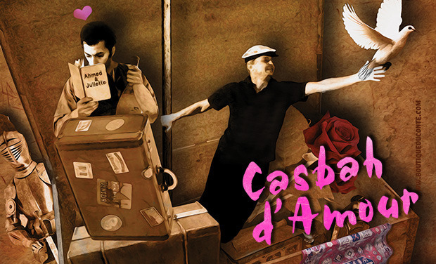 Visueel van project Casbah d'amour