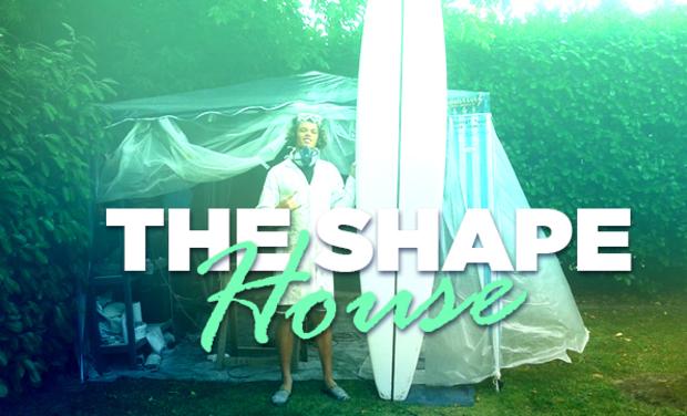 Visueel van project The Shape House
