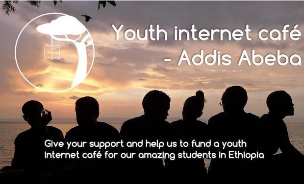 Visueel van project Youth internet cafe - Addis Abeba