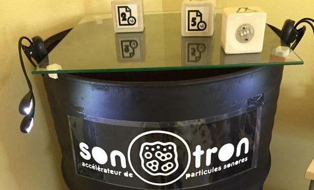 Visuel du projet Sonotron