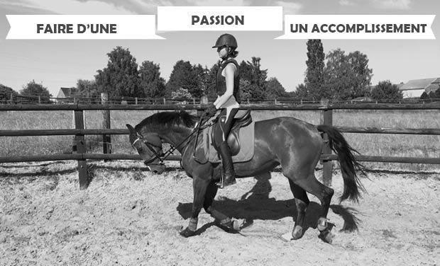 Visueel van project Faire d'une passion un accomplissement !