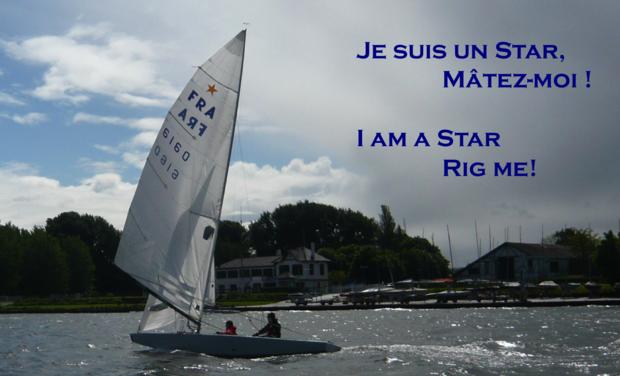 Visuel du projet Je suis un Star, mâtez-moi!     I am a Star, rig me!