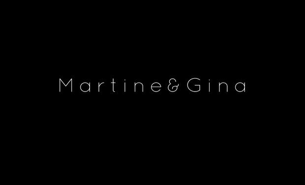 Project visual Martine&Gina, créateur d'audace.