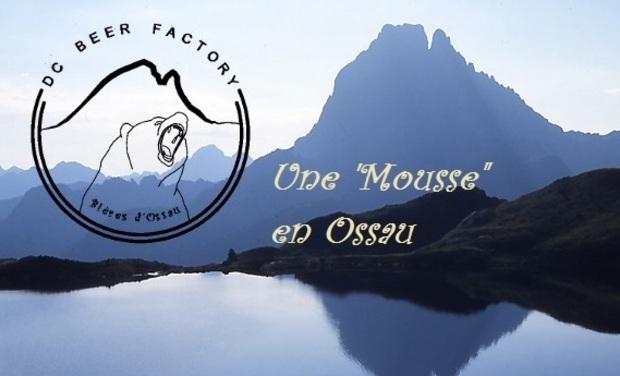 """Visuel du projet Une """"Mousse"""" en Ossau"""