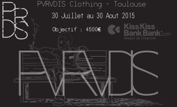Project visual PVRVDIS Clothing Toulouse