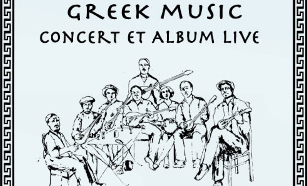 Project visual Album Live de musique grecque