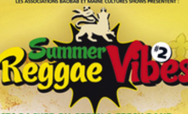 Project visual Summer Reggae Vibes 2