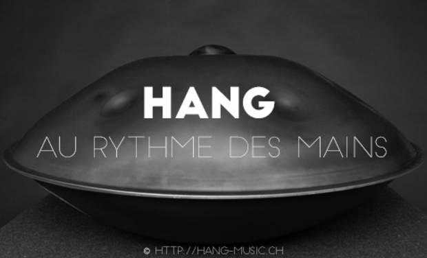 Project visual Hang - Au Rythme des Mains