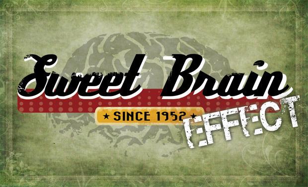 Project visual Sweet Brain Effect la série