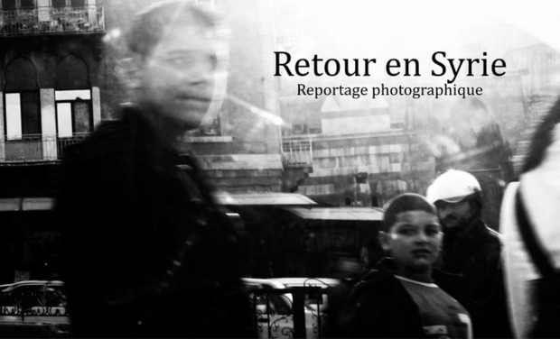 Project visual Retour en Syrie