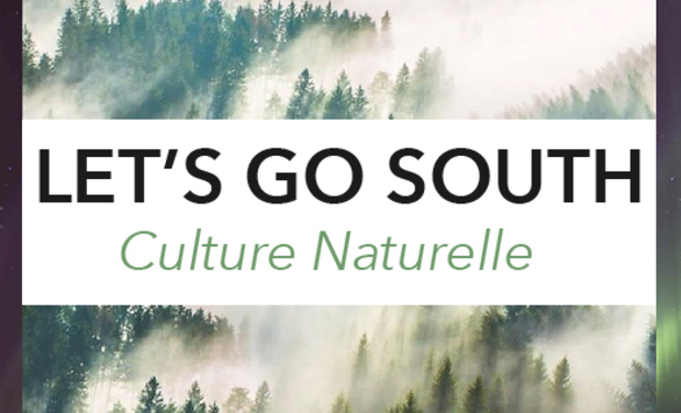 Visuel du projet LET'S GO SOUTH / Culture Naturelle