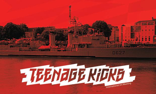 Visuel du projet Teenage Kicks 2015 - Maillé-Brézé – Nantes