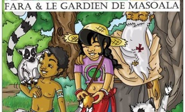 Project visual FARA ET LE GARDIEN DE MASOALA