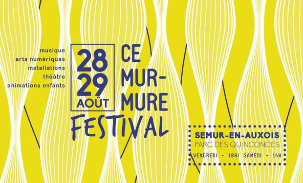 Visuel du projet Ce Murmure Festival