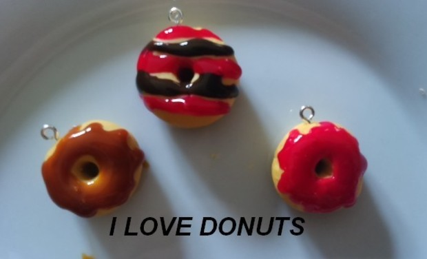 Visuel du projet I love donuts