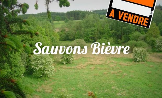 Project visual Sauvons Bièvre, mangeons un notaire