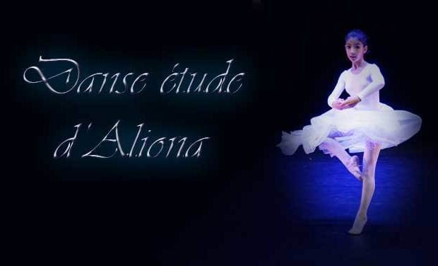 Project visual Danse-Etude d'Aliona