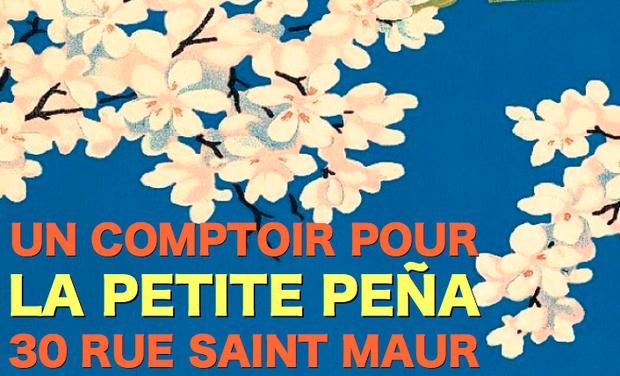 Visuel du projet Un comptoir pour La Petite Peña