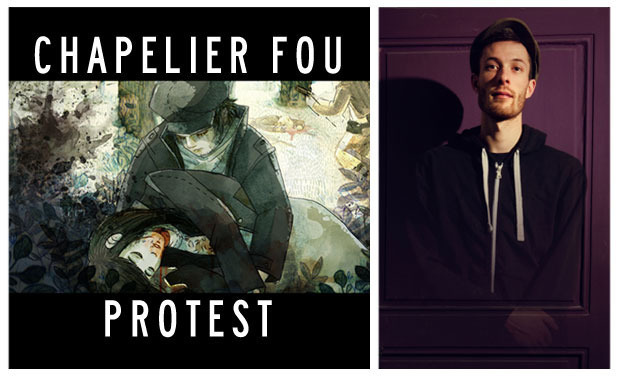 "Visuel du projet ""Protest"" : une fiction musicale / a musical fiction"