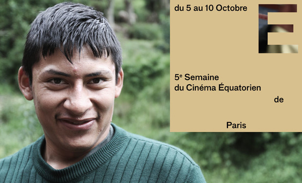 Project visual 5ème Semaine du Cinéma Équatorien de Paris