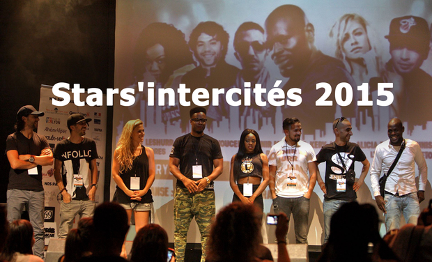 Visueel van project Stars'intercités 2015